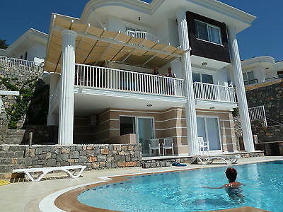 Large Villa Sarigerme Turkey, Own Pool 5 Double Bedrooms 3 Bathrooms Summer 2020