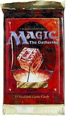 4th Edition Booster Pack (ENGLISH) FACTORY SEALED BRAND NEW MAGIC MTG ABUGames