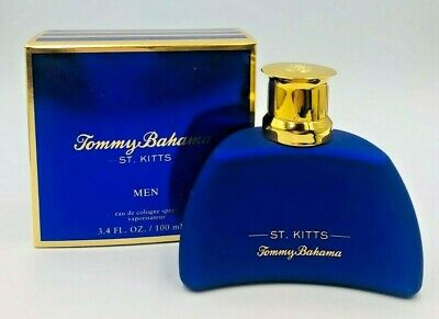 Tommy Bahama St Kitts Eau De Cologne 3.4 oz Spray New in box + Free Shipping