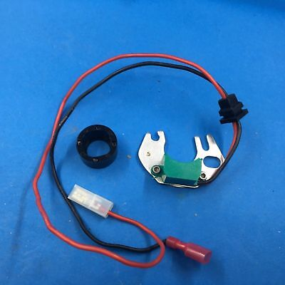 ELECTRONIC IGNITION CONVERSION: 4-cyl Hitachi Points-based