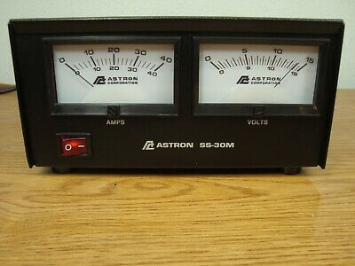 Astron Ss-30M Power Supply