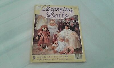 Dressing Dolls With Susan York: 9 Complete Outfits from One of the World's Lead