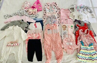 Bulk Baby Girl Clothes 000