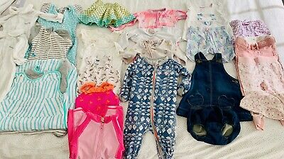 Baby Girl Clothes Size 0 Bulk Brands