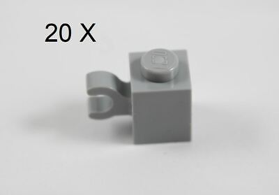 LEGO® Light Gray Brick 1 x 4 Design ID 3010