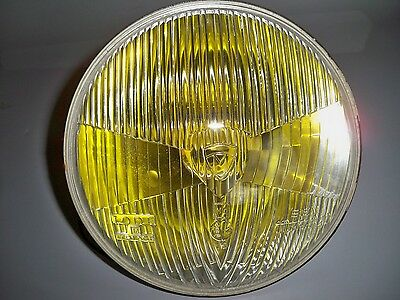"""Phare Code 178mm 7"""" H1 SEV MARCHAL 61262403 (CADILLAC OLDSMOBILE headlight)"""