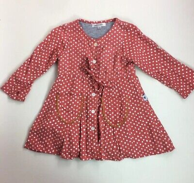 Daisy and Moose Girls Dress Size 18-24 Months