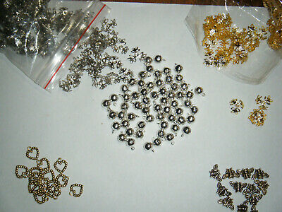 Bulk lot of jewellery findings