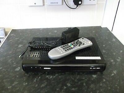 Digihome DIGIPVR320SD Freeview+ 320GB Twin Tuner Terrestrial TV Recorder Box PVR