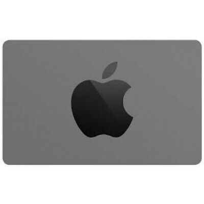 $50 APPLE Store Gift Card