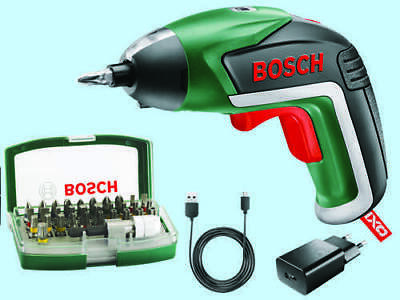 Ixo Bosch V 3,6V Litio + Rainbow Set