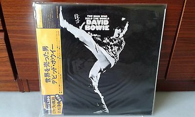 David Bowie - The man who sold the world - Japan OBI LP- Near MINT