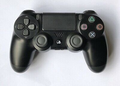 PS4 DualShock 4 Controller Black V2 OFFICIAL