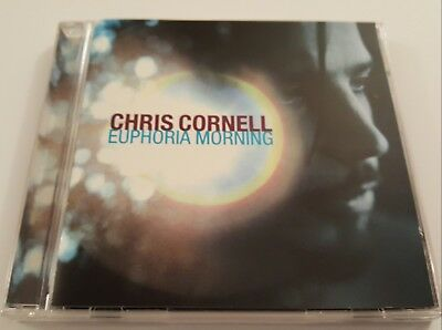 Chris Cornell - Euphoria Morning (Cd, A&M Records, 1999)