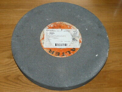 14'' inch WALTER Grinding Wheel Soft Stone - 3'' inch Hole - 1''½ Thick