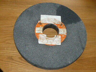 14'' inch WALTER Grinding Wheel Rough Stone - 3'' inch Hole - 1''½ Thick
