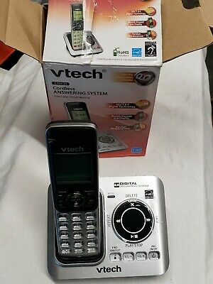 NEW OPEN BOX VTech CS6629 Cordless Digital Answering System DECT 6.0! SAVE $$