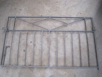 Wrought Iron Vintage Retro Decorative Metal House Garden Gate