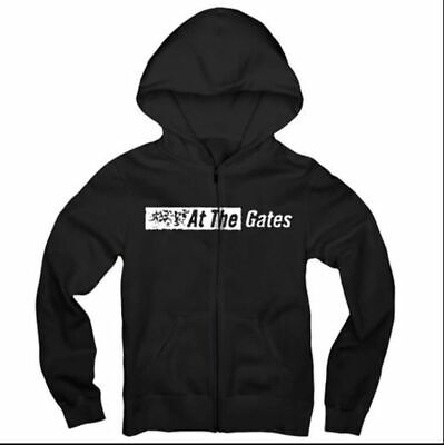 At The Gates - Zip Hoodie (Slaughter Of The Soul)