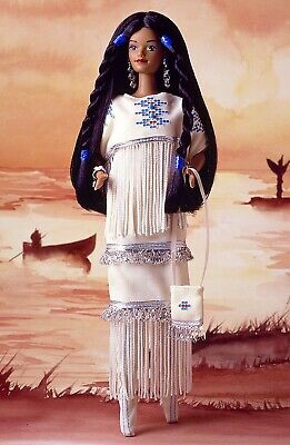 Native American Barbie Doll 1992 Special Edition