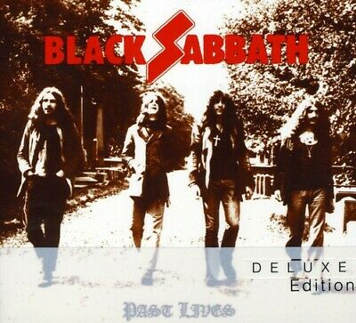 Black Sabbath - Past Lives (2 Disc, Deluxe Edition) CD NEW