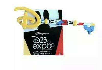 D23 Expo 2019 Disney Store Mickey  Donald Key Special Edition Key Exclusive