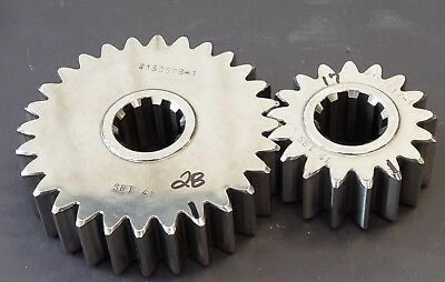 SCS  Quick Change Gears  Set 41
