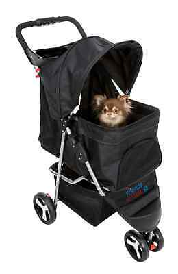 Trixie Buggy Chien Chat Chiot Hundebuggy Chien Dare Jogger Pliable Transport