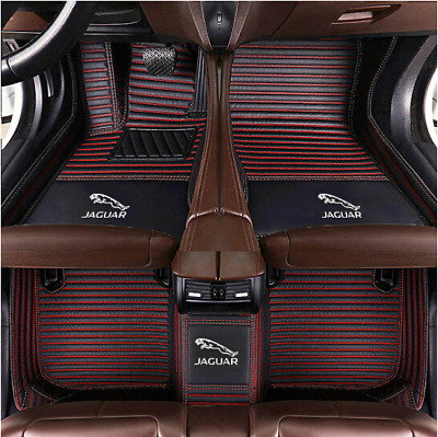 For Jaguar XJ XK XE XF F-PACE F-TYPE All Weather Waterproof Non-slip Floor Mat