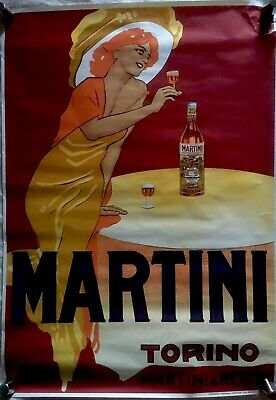 Manifesto Martini Dudovich Affiche Ancienne Vintage Poster Plakat