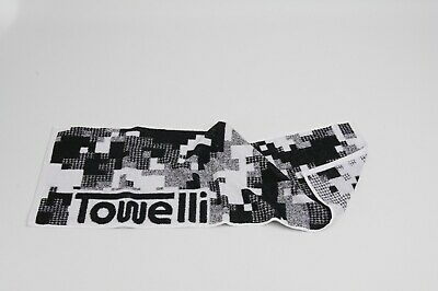Camouflage Design & Towelli Sports Gym Towel, 100%Cotton Jacquard Terry woven