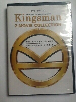The Kingsman 2-Movie Collection (DVD + Digital)