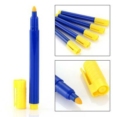 5PCS Money Tester Pens Counterfeit Forged Fake Detector Marker Bank Note Checker