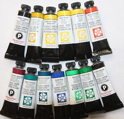 13 DANIEL SMITH Extra Fine Watercolor Paint:15ml- ALL Series 3