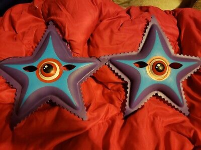 Starro Masks SDCC Exclusive DC Comics Set of 2