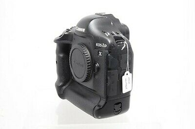Used Canon EOS 1DX with new shutter (Boxed, SH33150)