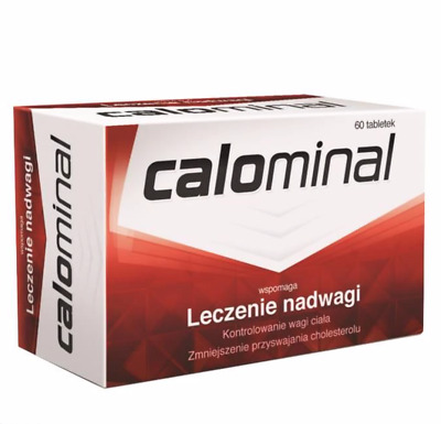 CALOMINAL Effective Reduce 60 tablets
