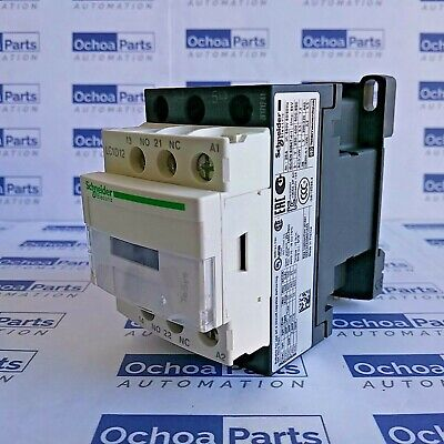 220v AC coil Schneider Electric LC1D12 M7 12 AMP contactor