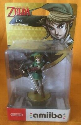 Nintendo amiibo - The Legend of Zelda - Link -  Twilight Princess