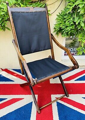 Brilliant Vintage Campaign Chair Victorian Folding Chair 140 00 Alphanode Cool Chair Designs And Ideas Alphanodeonline