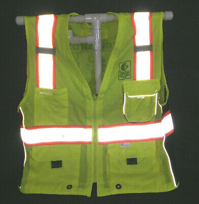 A9279 24 th WORLD SCOUT JAMBOREE 2019 -  IST SAFETY VEST - STEWARDS (SECURITY)