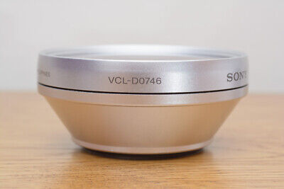 Sony Wideangle Converter VCL-D0746, Excellent Condition
