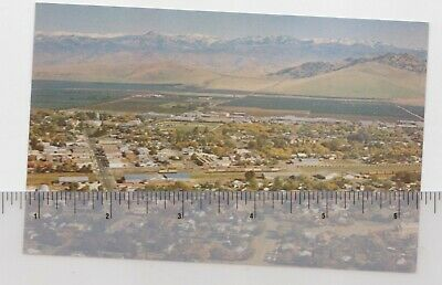 Exeter Ca San Joaquin Valley Tulare County-Sierra Mtns- Antique Vintage Postcard