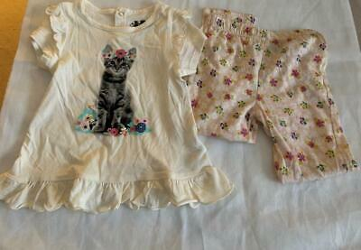 JUICY COUTURE  - 18M S/S TOP & LEGGING SET w/PRINT - NWT RRP $78