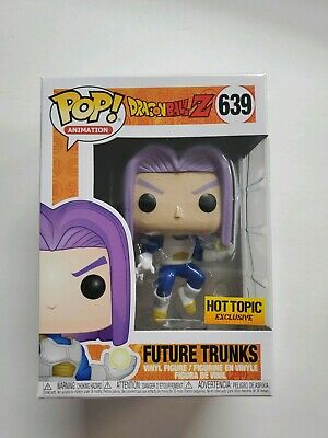Funko Pop! Animation - Dragon Ball Z - Future Trunks #639 (Hot Topic EXCL)