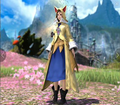 FINAL FANTASY XIV FFXIV Item Code Character Krile's Attire FF14 Mogstation