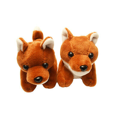 Fall Fox Slippers for American Girl Dolls 18 Inch Doll Clothes Doll Shoes