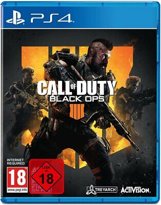 CoD Call of Duty Black Ops 4 IV Specialist Edition (PS4) (NEU) (Blitzversand)