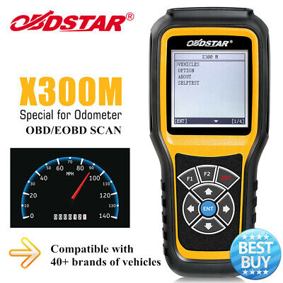 OBDSTAR X300M X300 M For Odometer Mileage Adjust via OBDII Diagnistic Tool