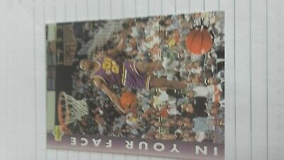 1card UPPER DECK_NBA 92-93 © in your face_1993 competitor_DAVID BENOIT_n.447